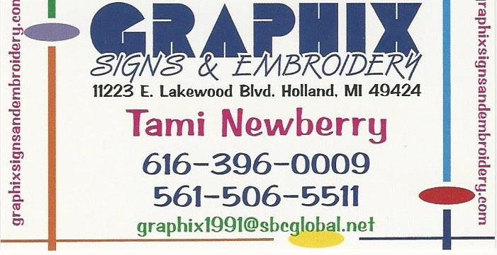 Graphix Signs & Embroidery