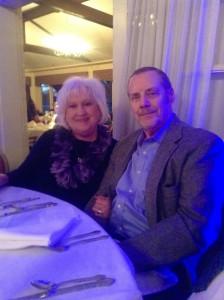 John & Sharon