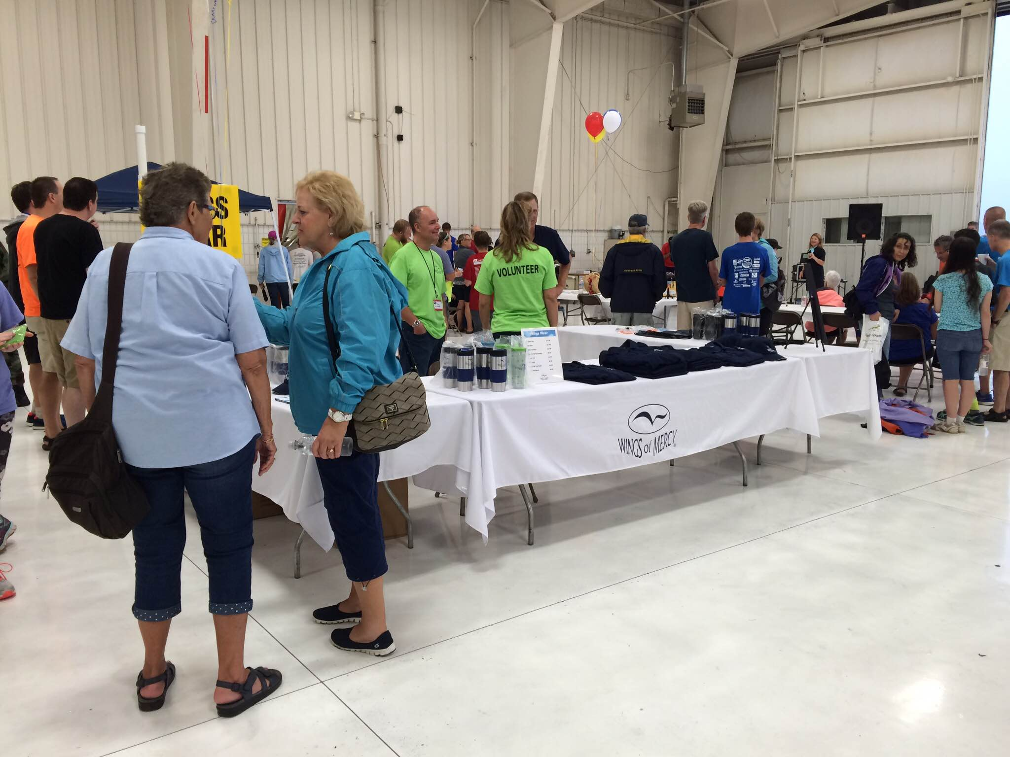 Wings of Mercy CareAffaire 2016 Merchandise for Sale